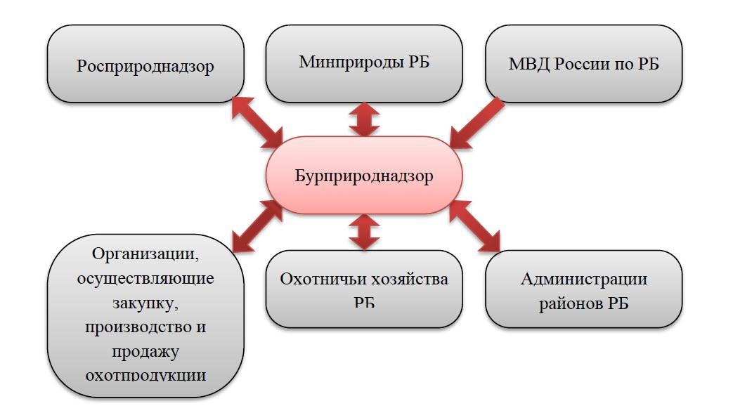 Внешняя среда объекта информатизации
